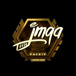 jmqa (Gold) | London 2018