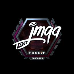 jmqa (Foil)   London 2018