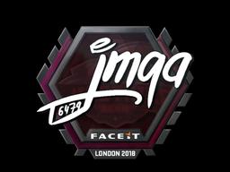 Sticker | jmqa | London 2018