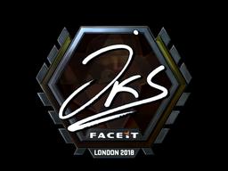 jks | London 2018