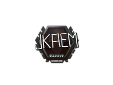 Skin Sticker | jkaem | London 2018