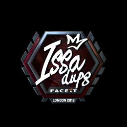 ISSAA (Foil)   London 2018