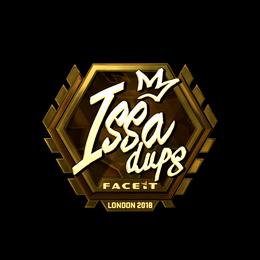 ISSAA (Gold) | London 2018