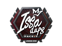 Sticker | ISSAA | London 2018