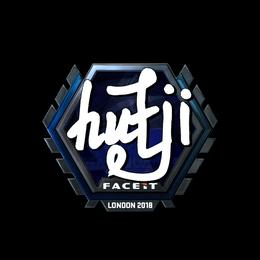 hutji (Foil) | London 2018