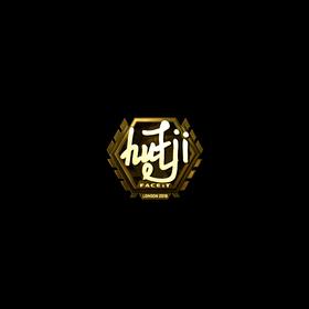 Sticker   hutji (Gold)   London 2018