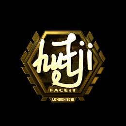 hutji (Gold) | London 2018