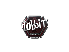 Skin Sticker | Hobbit | London 2018