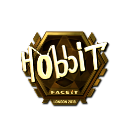 Hobbit (Gold) | London 2018