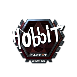 Hobbit (Foil) | London 2018