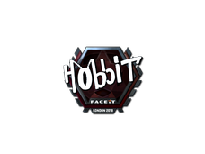 Skin Sticker | Hobbit (Foil) | London 2018