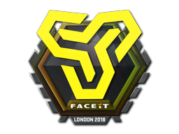 Sticker | Space Soldiers | London 2018