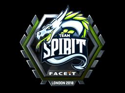 Team Spirit   London 2018