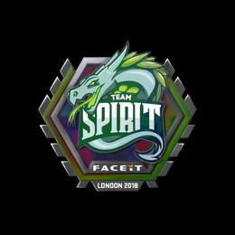 Team Spirit (Holo) | London 2018