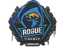 Sealed Graffiti | Rogue | London 2018
