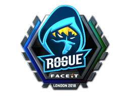 Sticker | Rogue (Foil) | London 2018