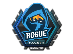Sticker | Rogue | London 2018