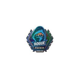 Sticker | Rogue (Holo) | London 2018