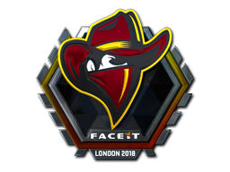 Sticker | Renegades (Foil) | London 2018
