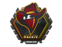 Sticker | Renegades | London 2018