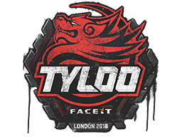 Sealed Graffiti | Tyloo | London 2018
