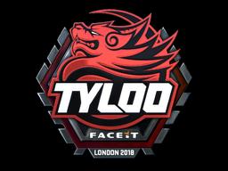 Tyloo   London 2018