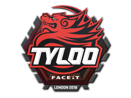 Sticker | Tyloo | London 2018