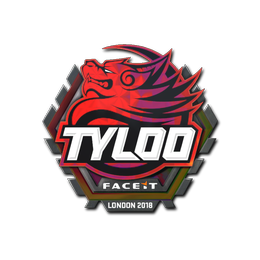 Tyloo (Holo) | London 2018