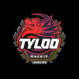 Tyloo (Holo) | London 2018