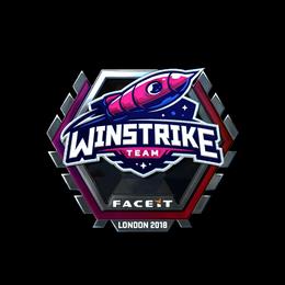 Winstrike Team (Foil) | London 2018