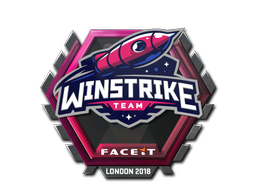 Sticker | Winstrike Team | London 2018