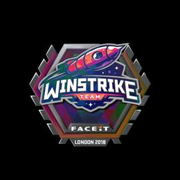 Winstrike Team (Holo) | London 2018