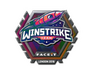 Skin Sticker | Winstrike Team (Holo) | London 2018