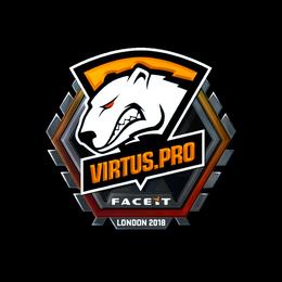 Virtus.Pro (Foil) | London 2018
