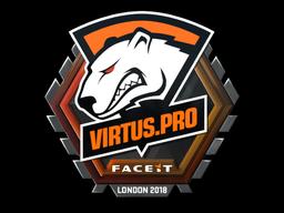 Sticker | Virtus.Pro | London 2018