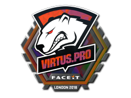 Sticker | Virtus.Pro (Holo) | London 2018