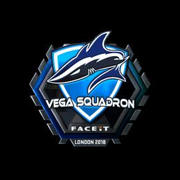 Vega Squadron (Foil) | London 2018