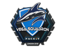 Sticker | Vega Squadron | London 2018