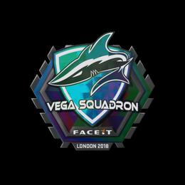 Vega Squadron (Holo) | London 2018