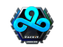 Skin Sticker | Cloud9 (Foil) | London 2018