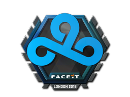 Sticker | Cloud9 | London 2018