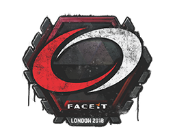 Sealed Graffiti | compLexity Gaming | London 2018
