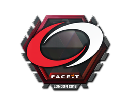 Sticker | compLexity Gaming | London 2018