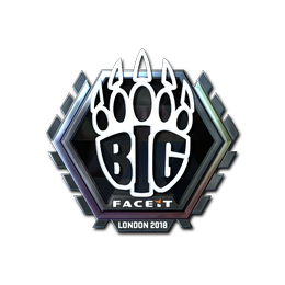 BIG (Foil) | London 2018
