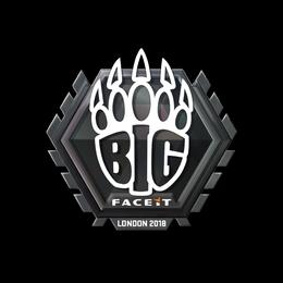 BIG | London 2018