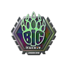 BIG (Holo) | London 2018
