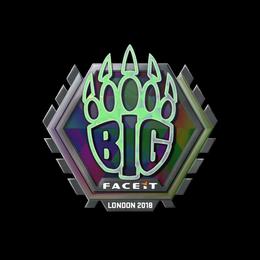 BIG (Holo) | London 2018