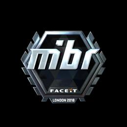 MIBR (Foil) | London 2018