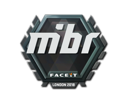 Sticker | MIBR | London 2018