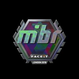 MIBR (Holo) | London 2018